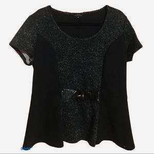 Vex Collection Two Toned Peplum Size 44